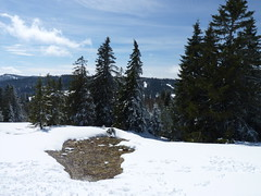 Lovely sunny winter day and snow hike to the summit of Feldberg, Black Forest, Baden, Germany (Loeffle) Tags: schnee winter snow germany deutschland day bluesky clear baden allemagne schwarzwald blackforest blauerhimmel feldberg foretnoire 042015