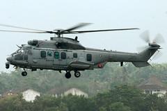 ec725lima15 (kepala ular) Tags: helicopter malaysia langkawi airforce cougar heli tudm ec725 royalmalaysianairforce lima2015