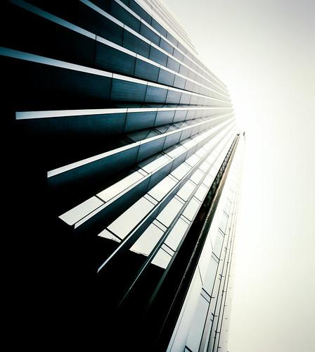 Vertical Skew - London City Office Life (Willis Building)