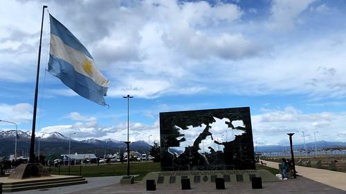 Memorial a las Malvinas