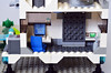 Fort Raid main building (Oky - Space Ranger) Tags: lego fort space prison pirate imperial raid outpost bluecoat