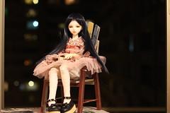 IMG_8252 (Emma Wolf) Tags: doll bjd customblythe obitsucustom classydoll dimdolllarina mystickids zinnadollmore