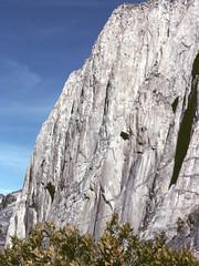 At Big Hamilton Lake (simonov) Tags: park camping mountains film 35mm outdoors hiking teens boyscouts national backpacking ektachrome sequoia sequoianationalpark hst highsierratrail