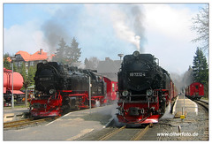 HSB - 2002-03 (olherfoto) Tags: eisenbahn bahn harz brockenbahn dampflok hsb dampfzug schmalspurbahn harzquerbahn harzerschmalspurbahnen