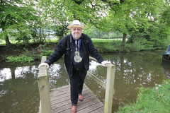Al at the canal (Big*Al*Davies) Tags: me canal bigaldavies goytre