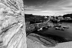 Porthgain (^hanky1984^) Tags: bw water wales landscape boats nikon harbour tokina srb visitwales d5200 tokina1116 srbphotographic