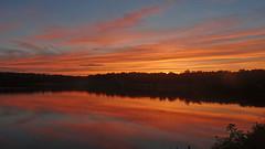 DSC00223 (gregnboutz) Tags: cloud clouds beautifulclouds colorfulclouds colorfulsunsets colorfulsunset lakesunset lakesunsets binderlake binderstatepark lake lakes missourilake cloudylake missourilakes