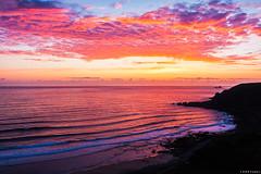 Cornish Sunset (Edd Cope) Tags: sunset cornwall kernow landscape coast canon