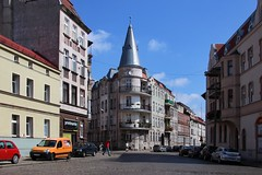 Supsk architecture (2) (Krzysztof D.) Tags: shiftn supsk pomorskie pomorze polska poland polen architecture architektura