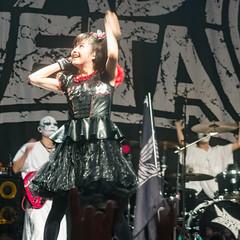 BABYMETAL in San Francisco, July 14th 2016 #15 (satoshikom) Tags: sanfrancisco concert heavymetal theregencyballroom babymetal yuimetal panasonicdmczs100