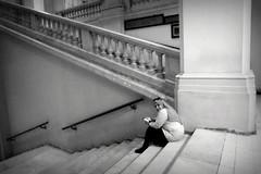 Cairo museum (GEOLEO) Tags: lines stair egypt cairo musem