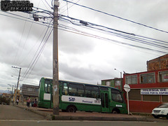 Buseta Buses Azules S,A, ZP 3767 (Los Buses Y Camiones De Bogota) Tags: bus buses colombia bogota sa autobus zp azules buseta 3767 usme busologia