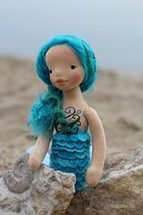 Ayanabella. balticdolls (balticdolls) Tags: balticdolls waldorfdoll doll mermaid syrena lalka lalkawaldorfska nfad