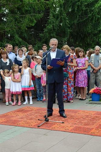 Заместитель мэра г. Новосибирска Валерий Шварцкопф.