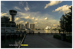 Marina Bay @ Singapore (wsboon) Tags: city travel cruise light sky holiday color tourism water architecture clouds composition buildings relax corporate design photo google search nikon singapore asia exposure cityscape view nocturnal skyscrapers heart perspective visit tourist calm explore photograph land destination serene cbd pimp tamron nocturne dri singapura centralbusinessdistrict blending singaporecityscape masteratwork marinabay uniquelysingapore singaporecity peopleculture singaporecruise singaporelandscape d5300 100240mmf3545 singaporetouristattractions tamron100240mmf3545 nocommentsimplyperfectsingaporeview singaporefamouslandmarks