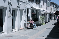 Rue des Penitents Blancs #8 (westparkimage) Tags: camargue lessaintesmariesdelamer