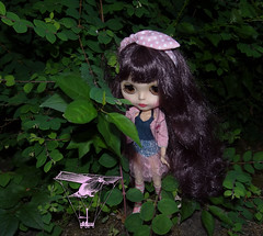 Zeppelin (dean.dromos) Tags: blythe blythedoll rbl doll dollphoto dollphotograph purplehair