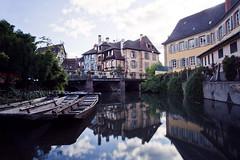 Colmar (frasse21) Tags: littlevenice colmar reflection water city eueope france le longexposure travel alsace