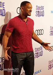 Will Smith at 'Suicide Squad' Red Carpet, Toronto ON, 2016 07 26 (exclaimdotca) Tags: matthewritchie movies suicidesquad toronto willsmith film