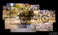 Critical mass bike (Frankie Tseng ()) Tags: race outdoor outdoorsports forest sport sports sportsphotography photography nikon nikkor tokina tamron yongnuo flash yn568 sb900 f28 f4 f8 1224mm 1870mm 50mm 70300mm 90mm bw bwphotography urban biking bikes criticalmass