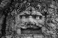 Bomarzo - Parco dei Mostri (giuseppesavo) Tags: pp9354 pentax photivo pentaxda1224f4 ubuntumate k7 italia italy parco viterbo bomarzo parcodeimostri boscosacro sculture bosco arte orsini lazio estate