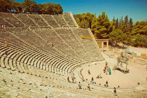 Theatre, Epidaurus