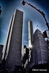 Birds in gotham city ( NYC) (Olivier_Vasseur) Tags: bigapple architecture btiments building nuevayork newyork