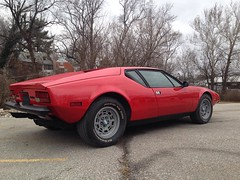 "1971 Ford Pantera • <a style=""font-size:0.8em;"" href=""http://www.flickr.com/photos/85572005@N00/16286652444/"" target=""_blank"">View on Flickr</a>"