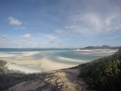 Hill Inlet et Whitehaven Beach