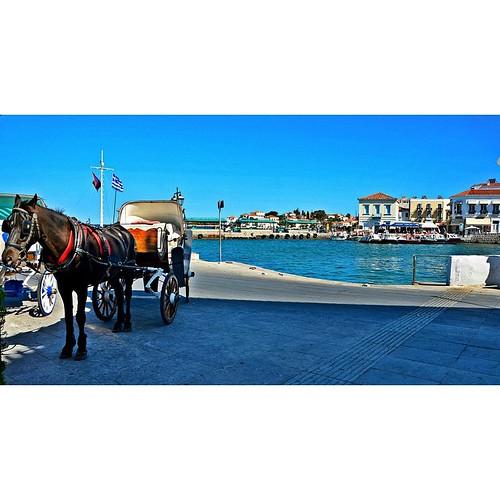 The beauty of greek islands! Summer in spetses Island!❤️ #greece #instagreece #sea #sun #summer