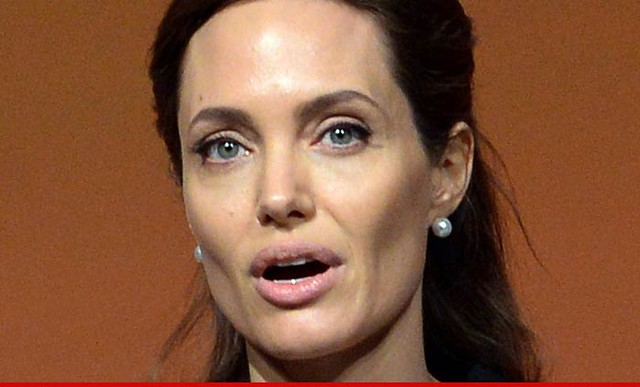 ANGELINA JOLIE -- I Got My Ovaries Removed. Im On a Mission to Live - TMZ.com