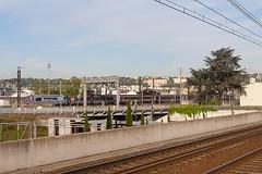 Mise en place du Lyon-Tours (Lyonrail) Tags: sncf corail bb67400 intercits