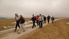 In cammino sull'altipiano dei Sette Comuni