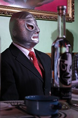 446A9282 (Black Terry Jr) Tags: mask wrestling mascara lucha libre santo hijo plateada