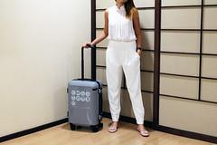 Ace. Ripple Luggage (Trice Nagusara) Tags: ripple ace luggage tricenagusara aceripple