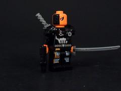 Deathstroke (MrKjito) Tags: comics dc lego suicide teen batman cw wilson arrow minifig squad custom titans slade mercenary deathstroke