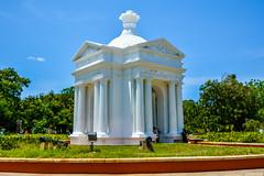 Aayi Mandapam Monument (wandercrumbs) Tags: aayi mandapam monument bharati park garden pondicherry puducherry