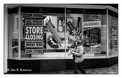 Store Closing (jbhthescots) Tags: 1450mmsummiluxpreasphv2 glasgow hc110dilb12min ilfordfp4200 leicam3 plustek7600i sekonicl308s vuescan