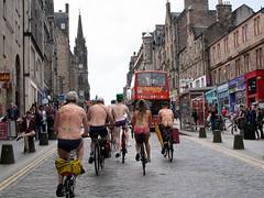 World Naked Bike Ride 2016-284 (KirkmouseMedia) Tags: bicycle edinburgh wnbr cycling