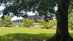 Irving Convention Center at Las Colinas (Art Leal) Tags: las building tree art landscape outdoor irving colinas leal