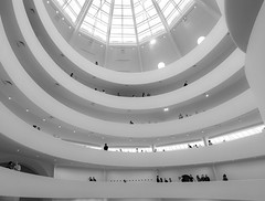 Guggenheim Museum, NYC DSC02540-Edit (nianci pan) Tags: nyc newyorkcity manhattan building architecture abstract bnw blackandwhite monochrome bw guggenheimmuseum museum city urban indoor interior contemporary modern franklwright pattern shape form line curve geometry geometric sony sonyalphadslr sonyphotographing nianci pan