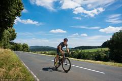Summer cycling (Torsten Frank) Tags: achenbach canyon deutschland dilltal fahrrad hessen mittelgebirge radfahren radfahrer radsport rennrad selbstportrait sportler ultimatecfslx westerwald zipp