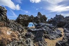Dos que caminan (Guillermo Armenteros) Tags: beach sand tropical oceanfront sosua sosa infinityblu