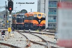 071+B141+175 at Connolly, 19/7/16 (hurricanemk1c) Tags: dublin irish train gm rail railway trains railways irishrail generalmotors supertrain 2016 emd connolly 071 iarnrd ireann iarnrdireann retrotrain 1150inchicoreconnolly rpsidieseltransfer