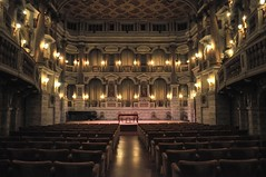 Mantova Bibiena (stefanovillanova) Tags: mantova bibiena teatro trav travel viaggio viaggiare viaje viaggi voyage italy nikond300s d300s nikon stage theater saladaconcerto auditorium