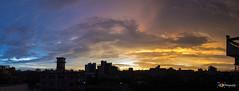 Colors Of Sky.... (ChanraKana) Tags: chittagong nikon d5200 1855mm bangladesh sky sunset colers cityscape