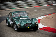 Aston Martin DB3 Fixed Head Coupe DB3/7 (Raphal Belly Photography) Tags: db37 fhc coupe head fixed rb raphal monaco principality principaut mc montecarlo monte carlo french riviera supercar supercars car cars automobile raphael belly eos canon photographie photography exotic grand prix historique gp acm club historic old voiture race racing motorsport sport course 2016 aston martin db3 green verte verde vert