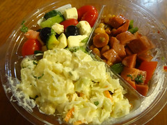 Mixed Salads From Spar, East London, South Africa (dannymfoster) Tags: africa southafrica eastlondon spar food meal salad