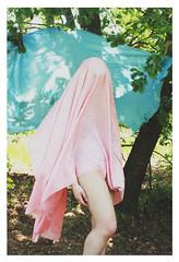 Akamanakakusamana 8 (MitikaFe) Tags: akamanakakusamana photography young art ghost pink nature girl women conceptual wind sky blue natural lights