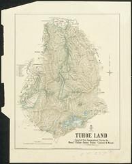 Plan of Te Urewera, 1896 (Archives New Zealand) Tags: archivesnewzealand archives archivesnz newzealand newzealandhistory nzhistory history map maps tuhoe teurewera 1896
